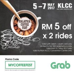 Malaysia Coffee Fest 2017