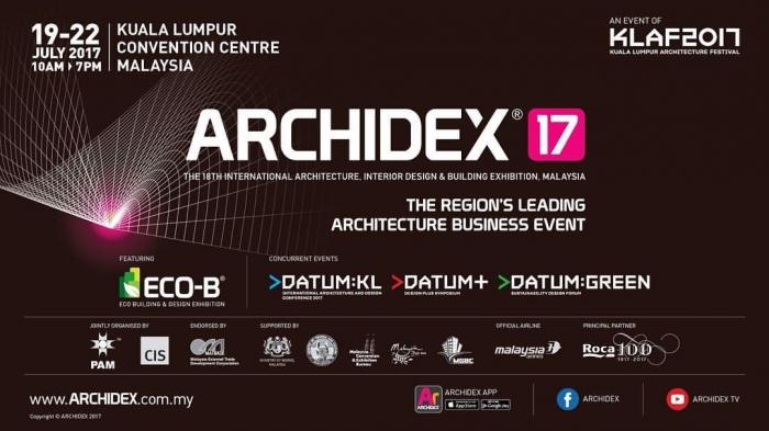18th International Architecture, Interior Design and Building Exhibition - Archidex 2017