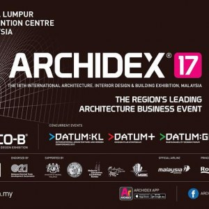18th International Architecture, Interior Design and Building Exhibition - Archidex 2017