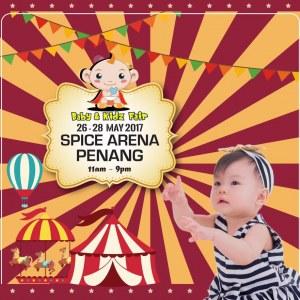 Baby & Kidz Fair 2017 (Penang)