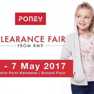 Poney Clearance Fair - Sale From RM9 (Kemaman Terengganu)