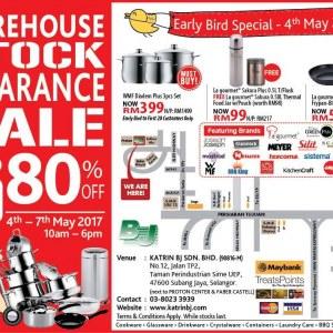Katrin BJ Warehouse Stock Clearance Sale