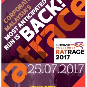 THE EDGE KL Rat Race 2017