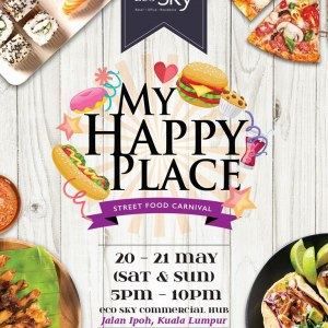 EcoSky My Happy Place Street Food Carnival