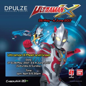 Ultraman X Meet & Greet