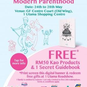 Kao - My Modern Parenthood Roadshow