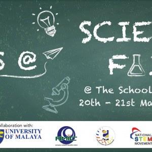 Science Fair @ The School by Jaya One
