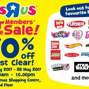 Toys R Us Star Members