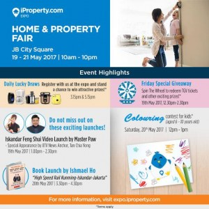 iProperty Home & Property Investment Fair (Johor Bahru)