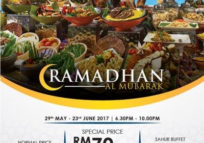 Ramadan Buffet @ Premiera Hotel From RM70
