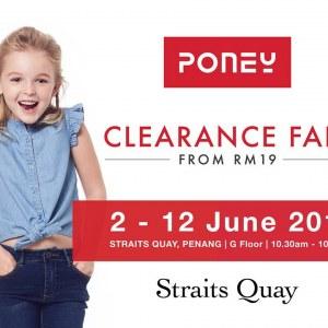 Poney Clearance Fair - Sale From RM9 (Seremban)