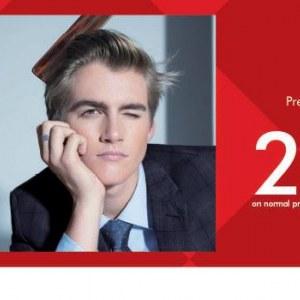 Isetan 5-Days Exclusive G2000 Mid Year Sale