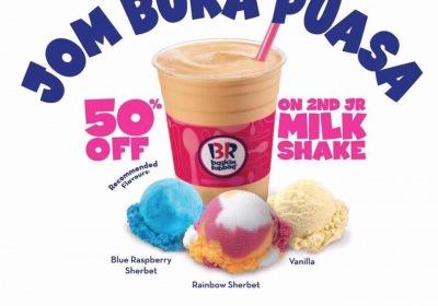 Baskin-Robbins Jom Buka Puasa Deals