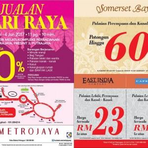 Jualan Hari Raya Metrojaya - Potongan Hingga 70%