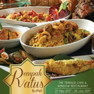 Rempah Ratus Ramadan Buffet @ Royale Chulan The Curve from RM78