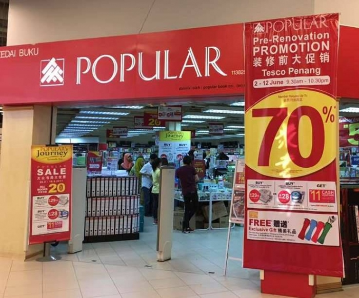 Popular Tesco Penang Pre-Renovation Promotion - Up To 70% OFF