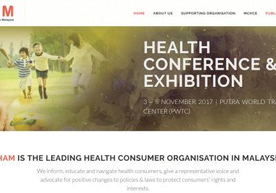 Malaysia Consumer Health Conference & Exhibition 2017