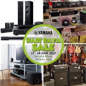 Yamaha Music Hari Raya Sale - Up To 60% OFF