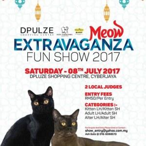 Meow Extravaganza Fun Show 2017