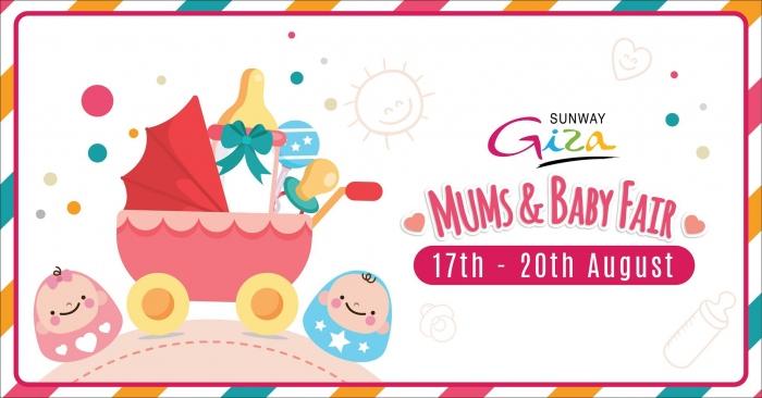 Mums & Baby Fair (Sunway Giza)