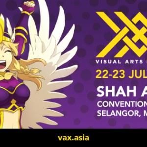 Visual Arts Expo - VAX 2017