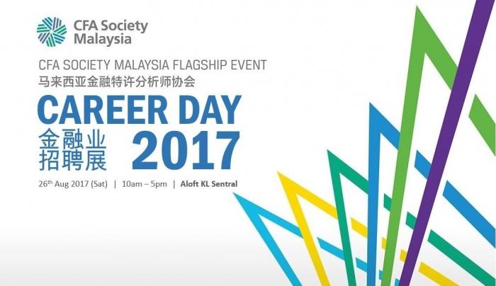CFA Society Malaysia Career Day 2017