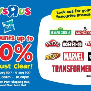 Toys R Us Hasbro Clearance Sale Up To 80% OFF
