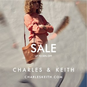 Charles & Keith End Of Season Sale @ KL Sogo