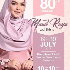 SimplySiti Warehouse Sale Up To 80% OFF
