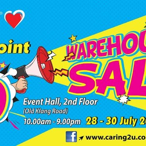 CARiNG Pharmacy Warehouse Sale Up To 70% OFF