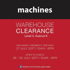 Machines Apple Gadgets Warehouse Clearance Sale