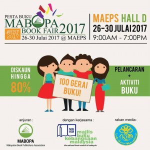 Mabopa Book Fair 2017