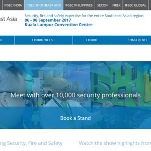 5th Ifsec Southeast Asia 2017