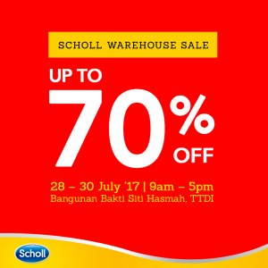 Scholl Shoes Warehouse Sale - Up To 70% OFF