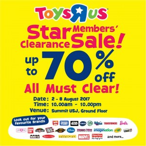 Toys R Us Star