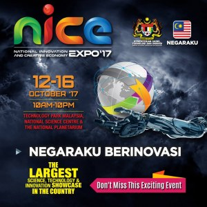 National Innovation and Creative Economy Expo - NICE 2017