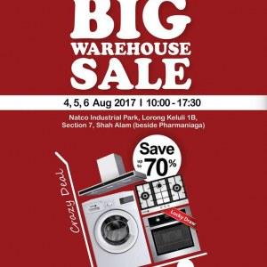 Fagor Big Warehouse Sale - Save Up To 70%