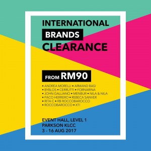 Parkson KLCC International Brands Shoes Clearance