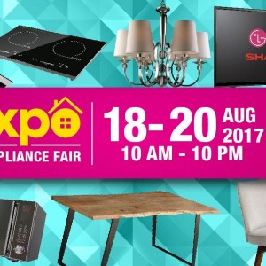 My HomExpo - Furniture & Home Appliance Fair 2017