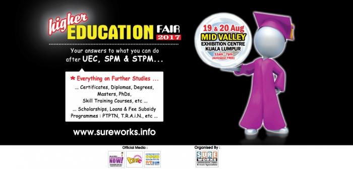 Higher Education Fair 2017