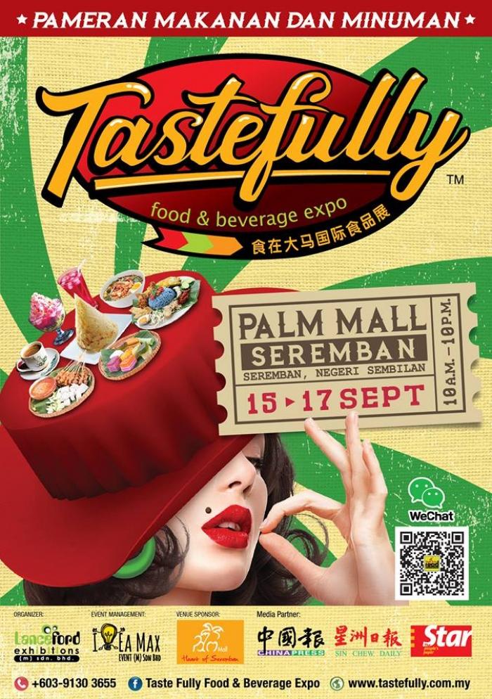 Taste Fully Food & Beverage Expo 2017 (Seremban)