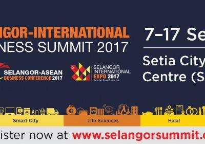 Selangor International Business Summit 2017