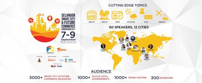Selangor Smart City International Conference 2017