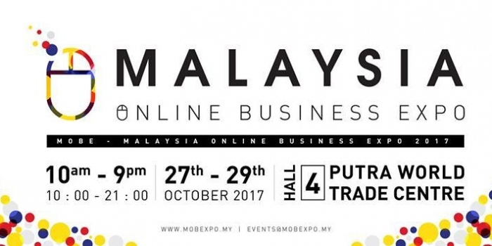 Malaysia Online Business Expo - MOBE 2017