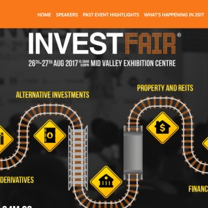 Invest Fair Malaysia - IFMY 2017