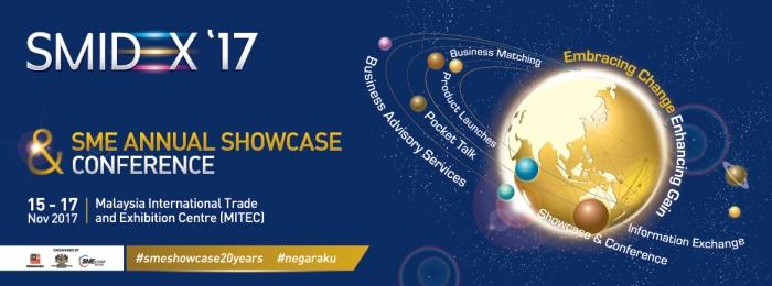 20th SME Annual Showcase & Conference - SMIDEX 2017