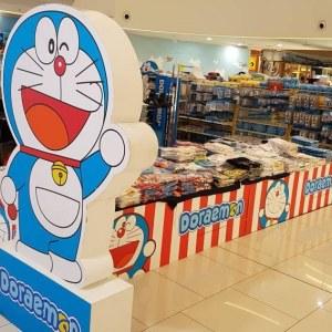 Doraemon Merchandise Fair - Your Favourite From RM5