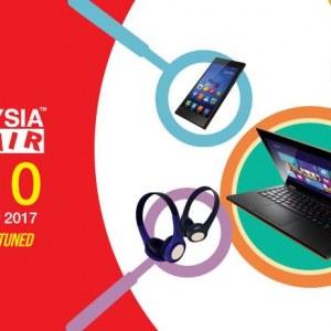 Malaysia IT Fair 2017 (Kuala Lumpur)