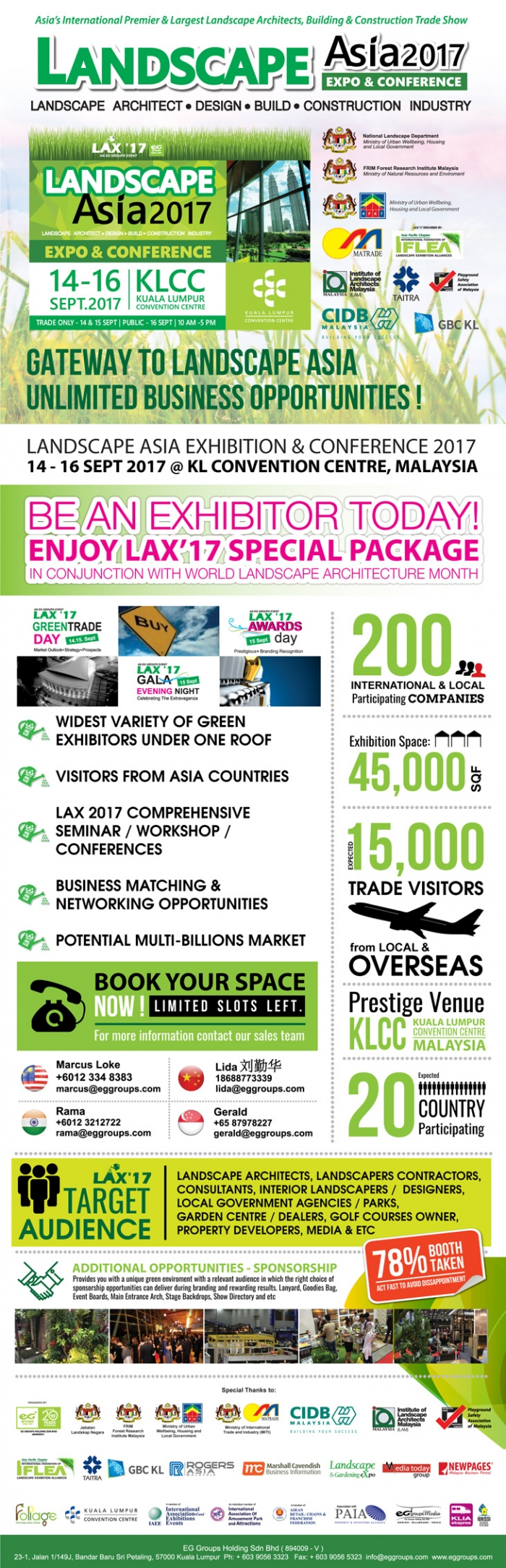 Landscape Asia Expo & Conference 2017