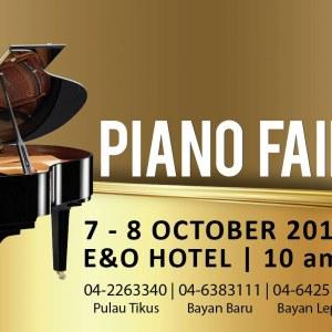 Yamaha Piano Fair Penang